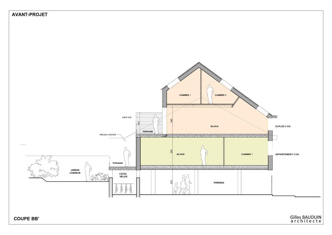 Projets d 39 architecture cologique basse nergie maison for Plan de projet pour la construction d une maison